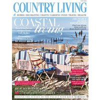 COUNTRY LIVING half price special offer on subscriptions.
