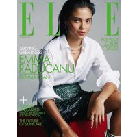 ELLE MAGAZINE half price special offer on subscriptions.