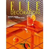 ELLE DECORATION half price special offer on subscriptions.