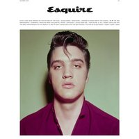 ESQUIRE half price special offer on subscriptions.