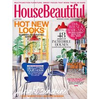 HOUSE BEAUTIFUL half price special offer on subscriptions.