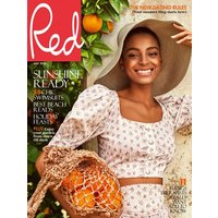 RED MAGAZINE half price special offer on subscriptions.