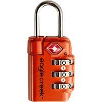 EAGLE CREEK Zahlenschloss Travel Safe TSA Lock® grau