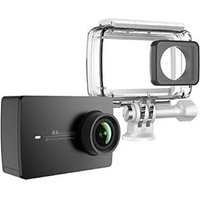 Xiaomi YI 4K Action Camera waterproof case set 4K/30fps 12MP Live Stream - Black