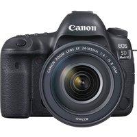 Canon EOS 5D Mark IV with 24-105mm f/4L IS II USM Lens