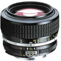 Nikon AI-S 50mm f/1.2 Nikkor Lens