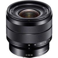 Sony E 10-18mm Lens