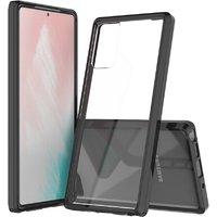 Generic Stoßdämpfung Bumper Hülle für Samsung Galaxy Note 20 - Schwarz