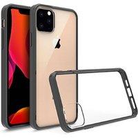 Generic Stoßfeste Schutzhülle für Apple iPhone 11 Pro - Schwarz