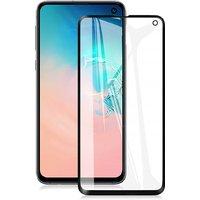 Generic Glas Schutzfolie für Samsung Galaxy S10e - Schwarz