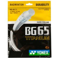 BG65 Ti Badmintonsaitenset 10m