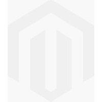 18ct White Gold Three Stone 0.47ct Emerald And Diamond Ring