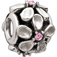 Chamilia Daisy Pink Crystal Bead 2025-0754