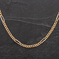 Pre-Owned 9ct Two Colour Gold 24