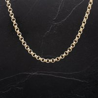 Pre-Owned 9ct Yellow Gold 16