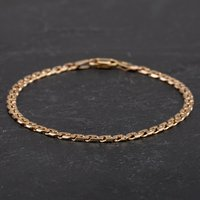 Pre-Owned 9ct Yellow Gold 7
