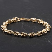 Pre-Owned 9ct Yellow Gold 9