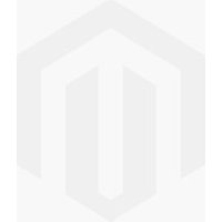Pre-Owned 9ct White Gold Cubic Zirconia Rubover Three Stone Ring