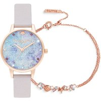 Olivia Burton Ladies Under The Sea Watch and Jewellery Set OBGSET142