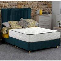 Jonas and James Salcombe Divan Bed Set With Mattress - Stone / 2 / Kingsize