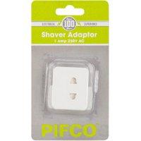 'Pifco Shaver Adaptor