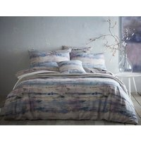 Portfolio Home Vista Duvet Cover and Pillowcase Set - Purple / Single