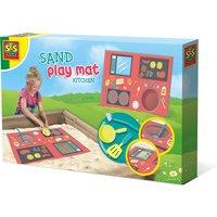 SES CREATIVE Childrens v Kitchen Sand Play Mat
