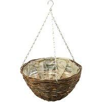 Dark Willow Hanging Basket