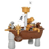 2 in 1 Sand Water Play Set - Brown
