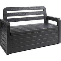 Garden Bench With Internal Storage