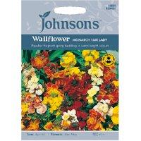 Pack of Monarch Fair Lady Wallflower Seeds
