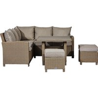 Compact Polywood Corner Set-Willow