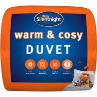 Silentnight Warm and Cosy 15 Tog Duvet - Double