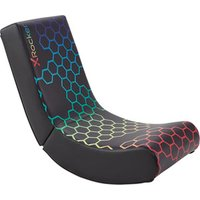 'X Rocker Video Rocker - Neo Hex Edition Gaming Chair - Black