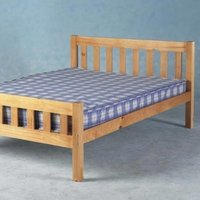 Pine Wooden Bed Frame - Double