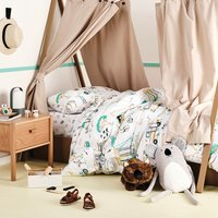 By The River Kids Duvet Cover Set - Double