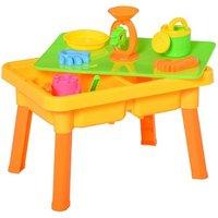 Kids Sand Play Set - Yellow