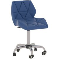 Geo Office Chair - Blue