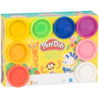 Play-Doh 8-Piece Rainbow Starter Pack