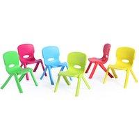 Childrens Plastic Chair