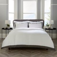 Cambridge Tailored Edge Duvet Cover and Pillowcase Set - Double