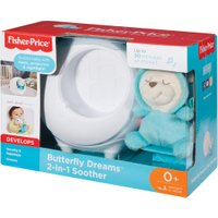 Fisher-Price Butterfly Dreams 2-in-1 Soother - Turquoise