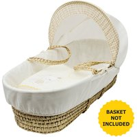 Up and Away Moses Basket Bedding Set