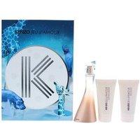 Kenzo Jeu DAmour Eau de Parfum Womens Perfume Gift Set  - Gold