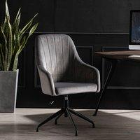 Alexis Velvet Chair