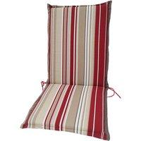 Striped Valance Cushion - Recliner