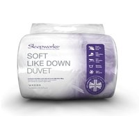 Soft Like Down 4.5 Tog Duvet - King