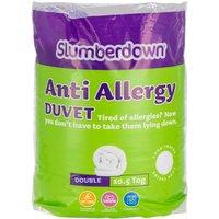 Slumberdown Anti Allergy Duvet - Double