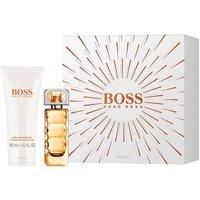 'Hugo Boss Orange Eau De Toilette Women's Perfume Gift Set  - Orange