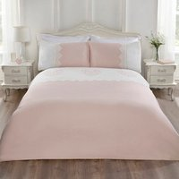 Evangeline Duvet Cover and Pillowcase Set - Double